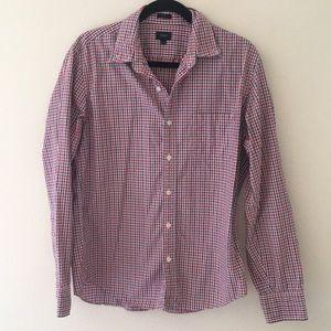 J Crew Button Up Dress Shirt